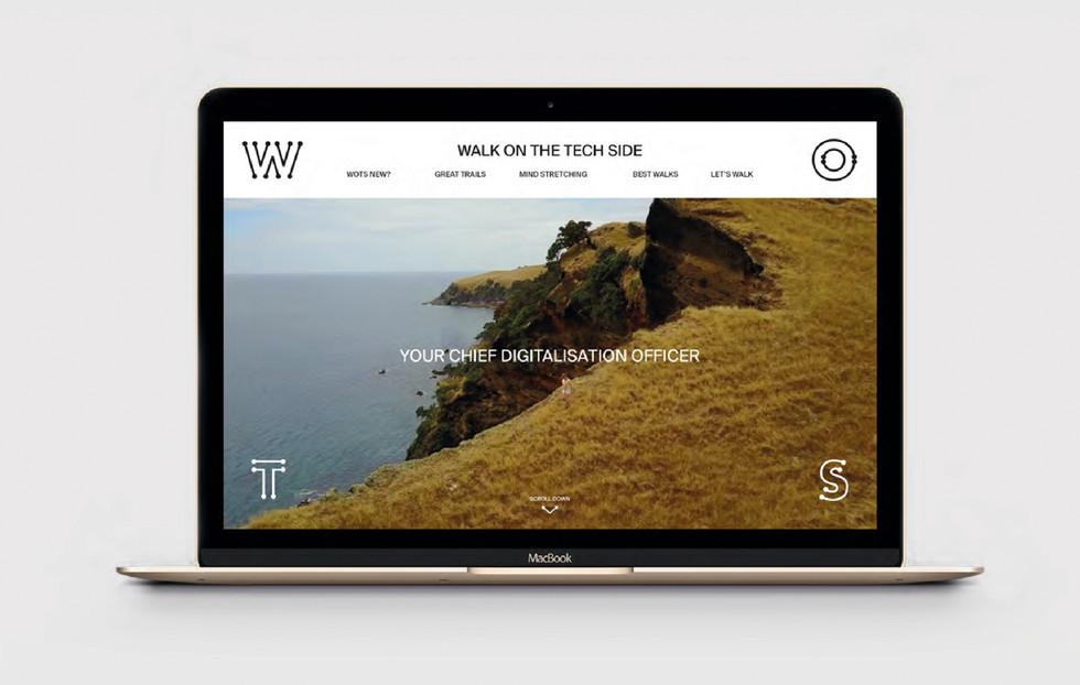 WOTS web design