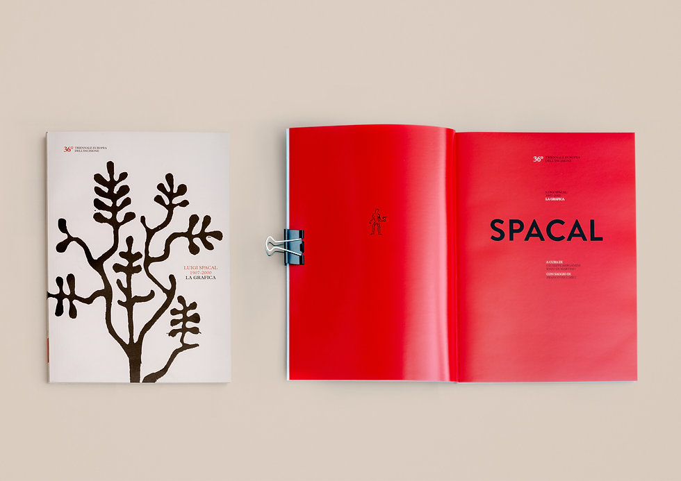 SPACAL catalog