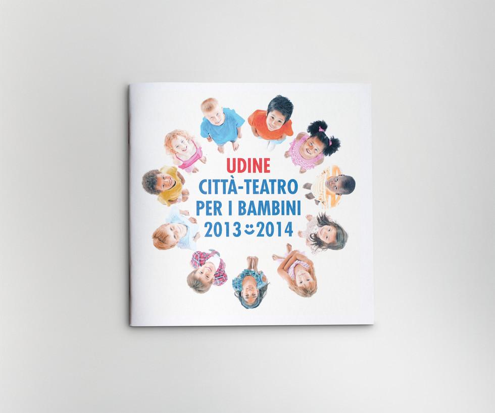 Teatro Nuovo Giovanni da Udine promotional material 2013/2014
