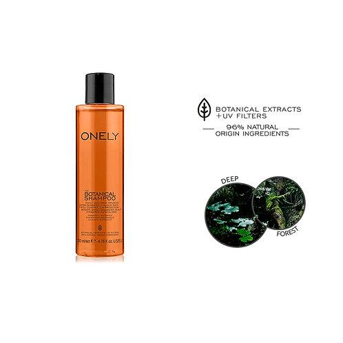 ONELY The Botanical Shampoo / Питательный шампунь для ежедневного использования