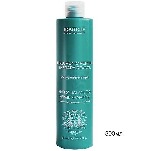 Увлажняющий шампунь для очень сухих и поврежденных волос