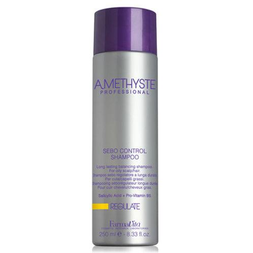 FARMAVITA Regulate Sebo Control Shampoo,Шампунь для жирной кожи головы