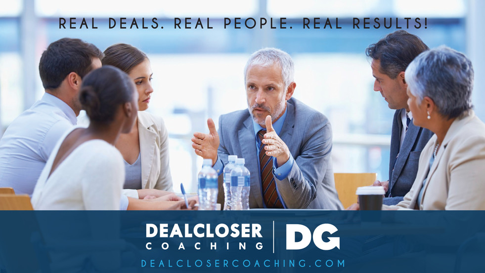 Deal Closer Coaching