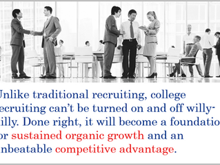 10 Ways to Master College Recruiting