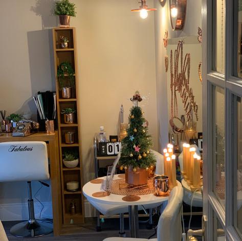 Our New Treatment Salon