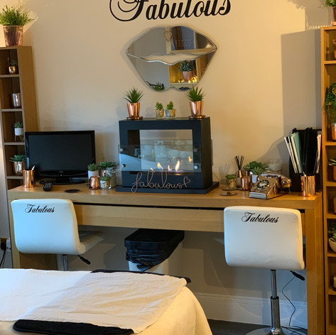 Our New Treatment Salon