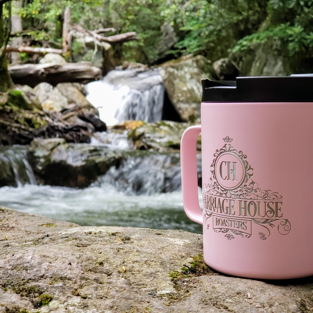 Take your coffee on an adventure