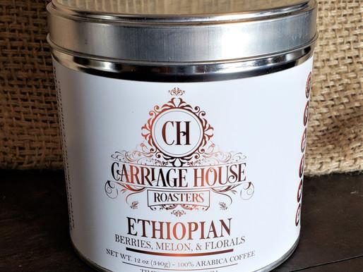 Ethiopian Natural Yirgacheffe Idido Explained - by Carriage House Roasters