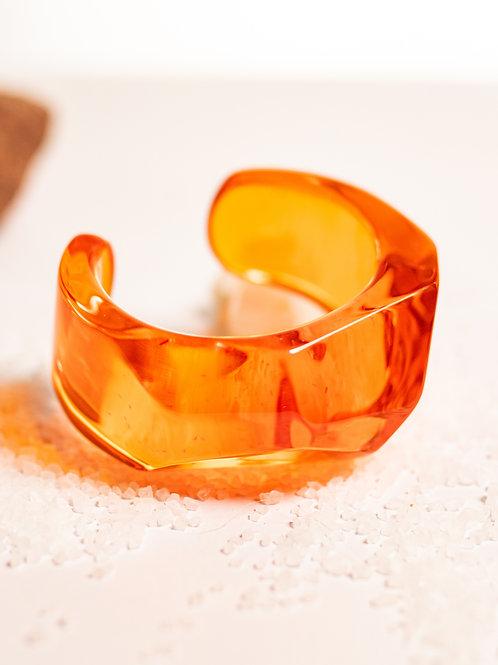 Bracelete laranja 2