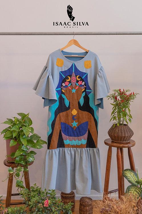 Vestido Yemanjá