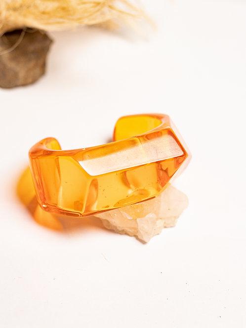 Bracelete laranja 1