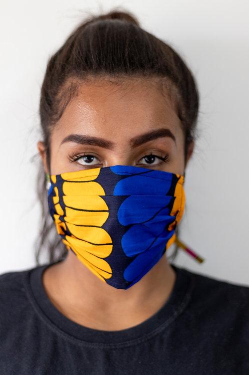 6 Máscaras de proteção - Leve 4 doe 2