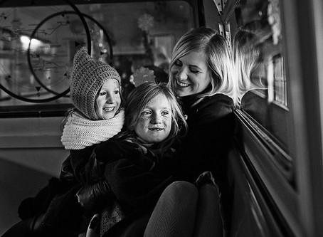 Kelly, Ivy & Iris - Southend Pier
