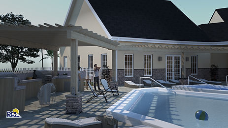 Bloomingdale Woods rendering