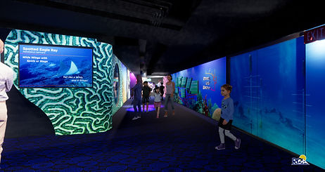New exhibit rendering