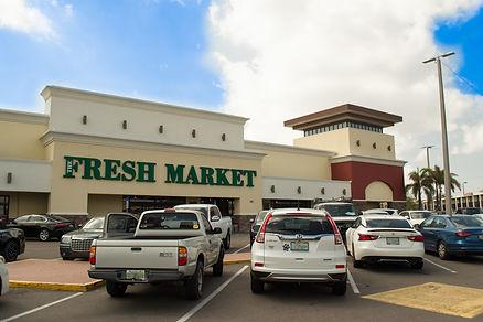 Fresh Market after