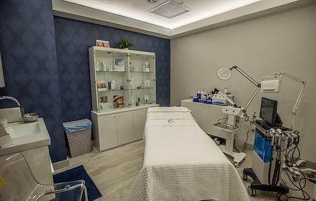Clinique after