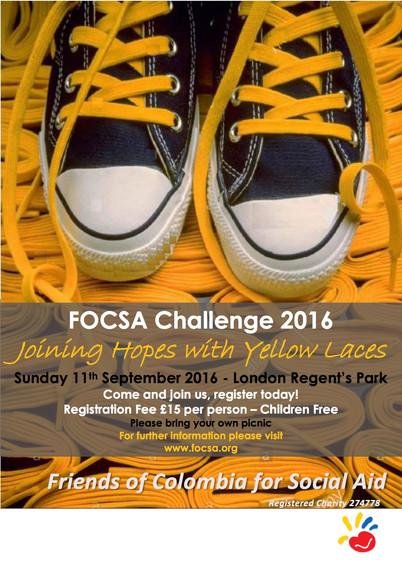 FOCSA Challenge 2016