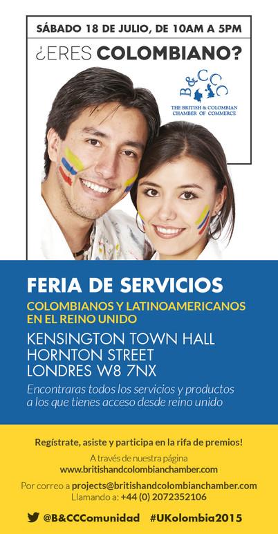 BCCC Feria de Servicios 2015