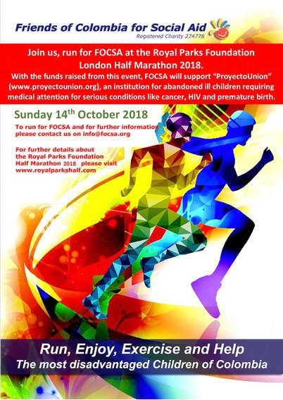 FOCSA Royal Park Half Marathon 2018