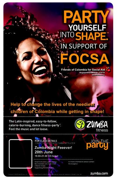 FOCSA Zumba Party 2012