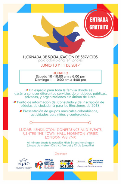 Jornada de Socialización de Servicios