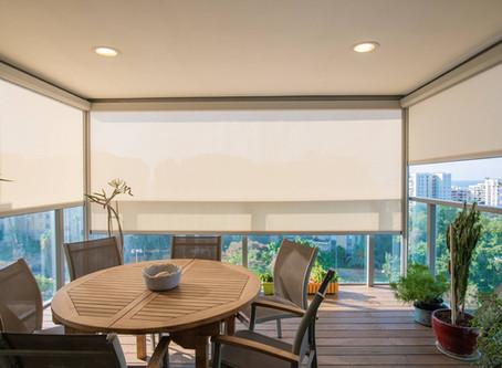 מחיר הצללה למרפסת - סגירת מרפסת וילון למרפסת