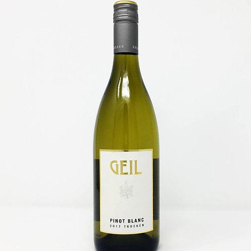 Pinot Blanc, Weingut Geil, Rheinhessen, Germany