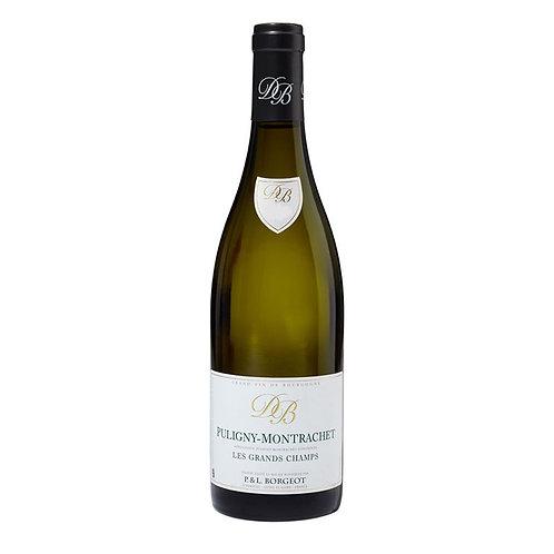 """Puligny Montrachet """"Les Grands Champs"""" Domaine Borgeot, Burgundy, France"""