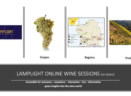 Lamplight Wine Sessions