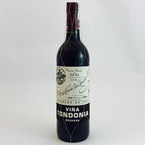 Vina Tondonia Rioja Reserva, Spain