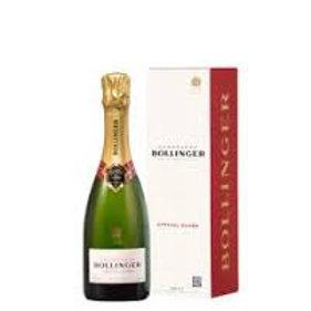 Half Bottle Champagne Bollinger Special Cuvée