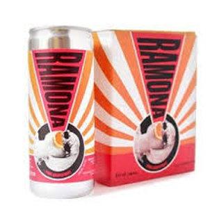 Ramona Pink Wine Spritz - pack of 4