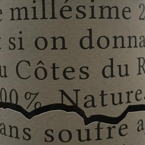 Côte du Rhône, Roche Audran, Rhône, France