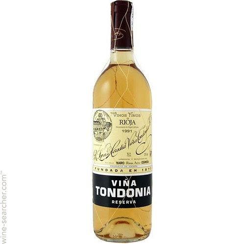Vina Tondonia Blanco, Rioja Reserva 2006, Spain