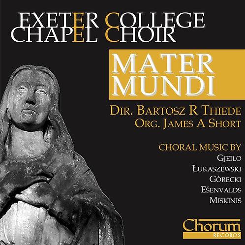 Mater Mundi