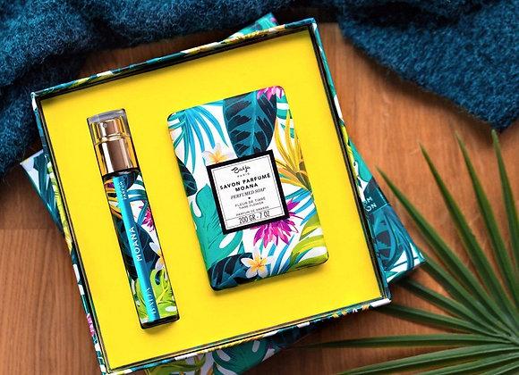 "COFFRET Baija ""moana"" (parfum + savon)"