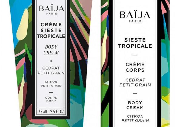 "CREME CORPS Baija ""Sieste Tropicale"""