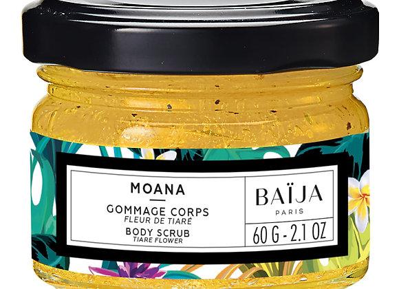 """GOMMAGE Baija """"Moana"""""""