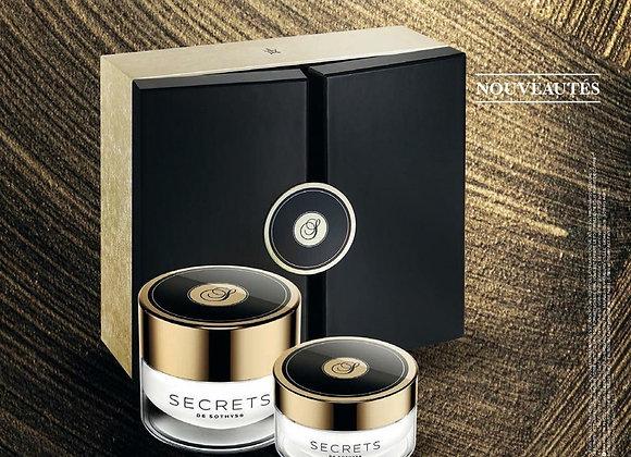 COFFRET NOEL SECRET VISAGE 50ML+ FORMAT VOYAGE OFFERT