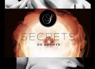 """SOIN VISAGE """"PRESTIGE, SECRET BY SOTHYS"""""""