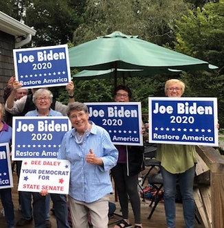 Joe Biden 2020 Election Yard Sign