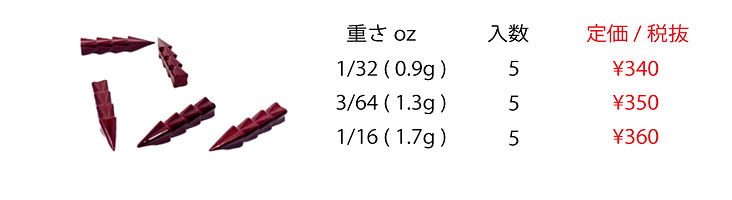 ネイルシンカー価格表.jpg