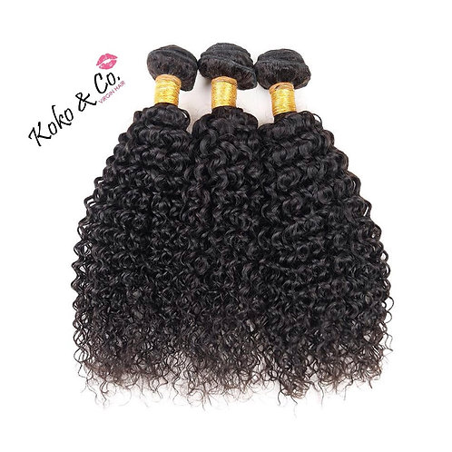 10A Kinky Curly Virgin Hair 10pc