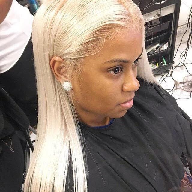 Basic Frontal Install + Hair
