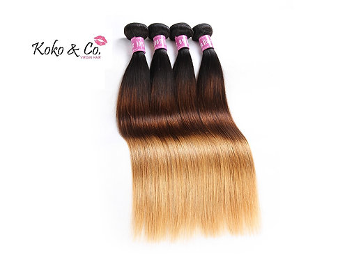 10A Straight/ Body Wave 1B/4/30 4pc