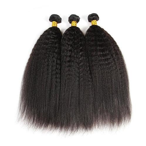 Yaki Course Virgin Hair 3pc