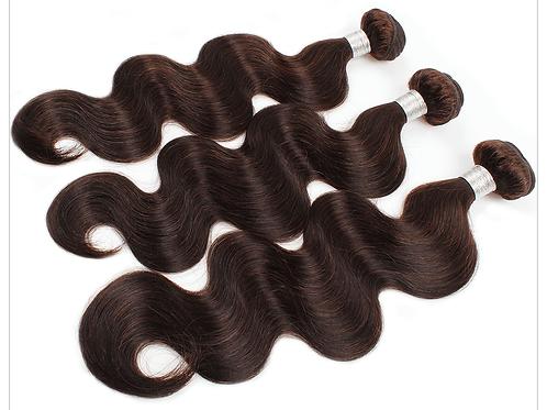 #2 Body Wave Virgin Hair 4pc