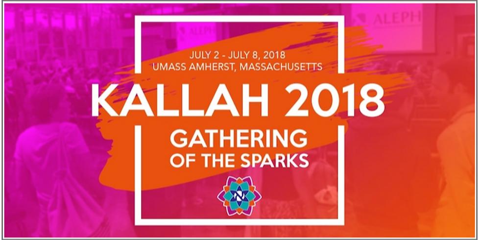Kallah 2018 - Inspiration at the Shuk