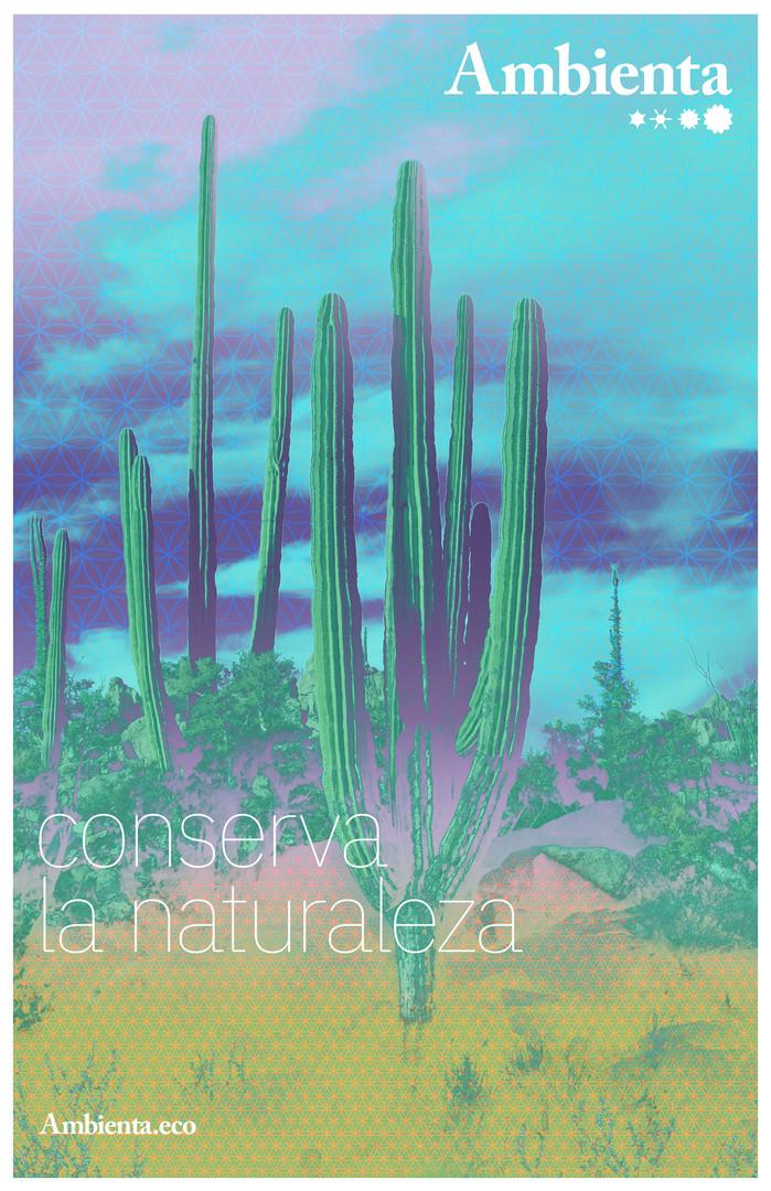 conserva la naturaleza